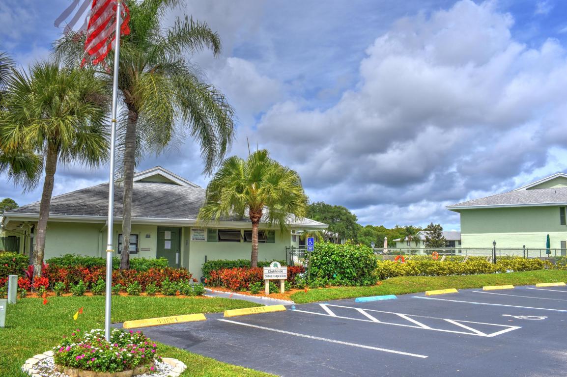 2301 Sabal Ridge Court F, Palm Beach Gardens, FL, 33418