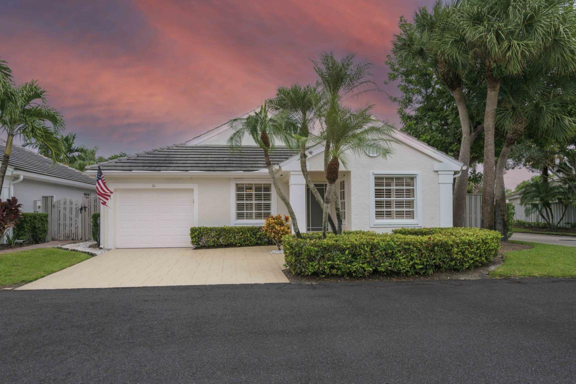 61 Admirals Court, Palm Beach Gardens, FL, 33418