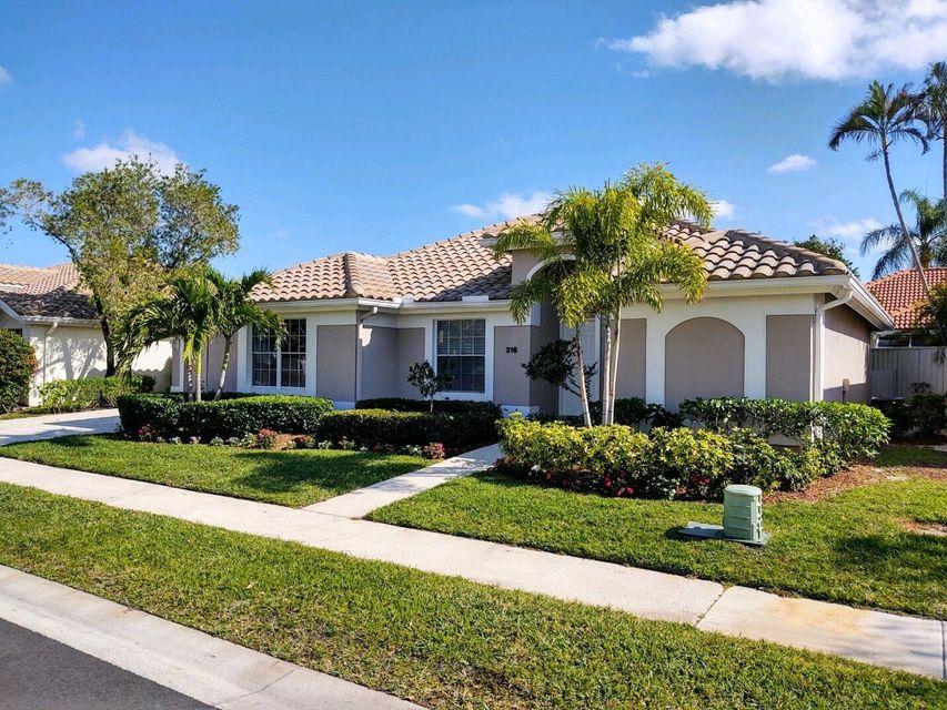 316 Eagleton Golf Drive, Palm Beach Gardens, FL, 33418