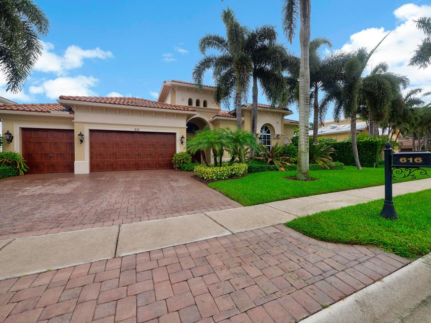 616 Hermitage Circle, Palm Beach Gardens, FL, 33410