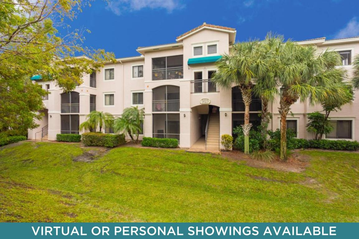 3023 Alcazar Place 204, Palm Beach Gardens, FL, 33410